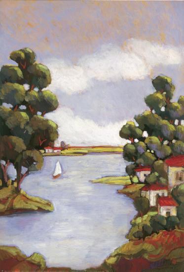 Lago Gardi I-Mindeli-Art Print