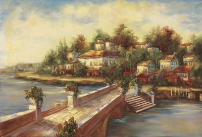 Lago Maggiore II-Alexa Kelemen-Art Print