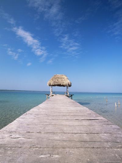 Lago Peten Itza, El Remate, Guatemala, Central America-Colin Brynn-Photographic Print