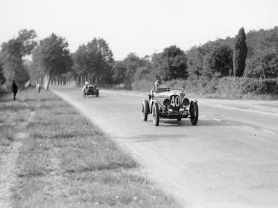 Lagonda Rapier Special, Le Mans 24 Hours, 1934--Photographic Print