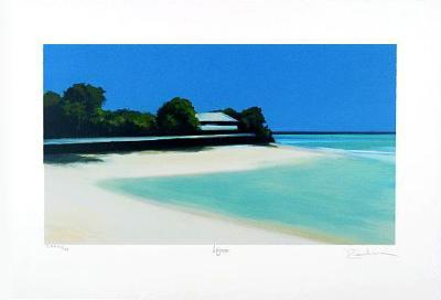 Lagoon, c.2001-Reuben Colley-Limited Edition