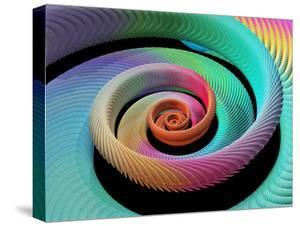 Spiral Fractal by Laguna Design