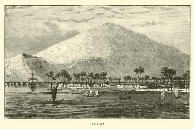 Lahaina--Giclee Print