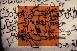 A Gun for Palestine, 1992 by Laila Shawa