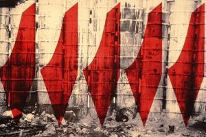 Barriers to Statehood, 1992 by Laila Shawa