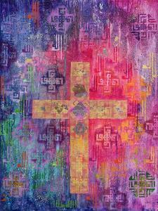 Eastern Cross, 2000 by Laila Shawa