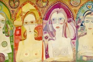 Icon, 1970 by Laila Shawa