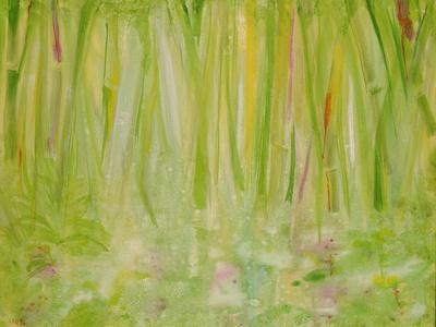 Impression of the Rain Forest, 1991