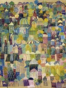 Jerusalem, 1970 by Laila Shawa
