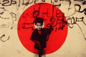 Target, 1992 by Laila Shawa