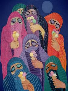 The Impossible Dream, 1989 by Laila Shawa
