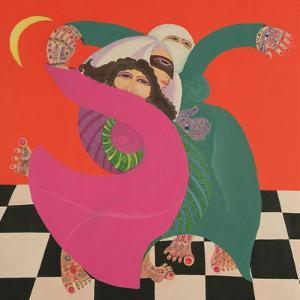 The Zar I, 1992 by Laila Shawa
