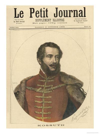 Lajos Kossuth Hungarian Patriot and Statesman--Giclee Print
