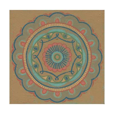 Lakai Circle III-Kathrine Lovell-Art Print