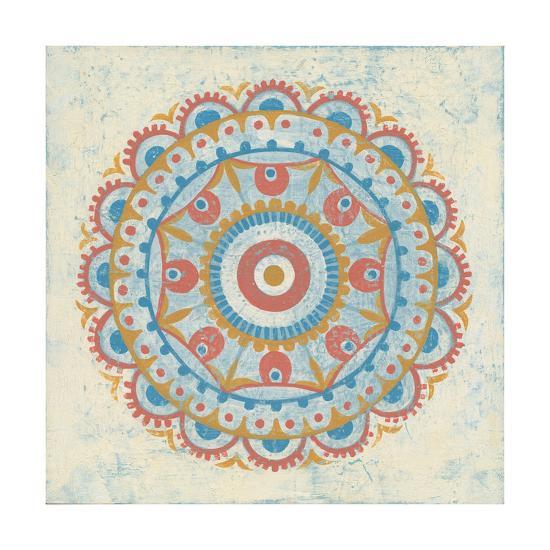 Lakai Circle VI-Kathrine Lovell-Art Print