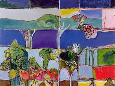 Lake Annecy, 1994-Derek Balmer-Giclee Print