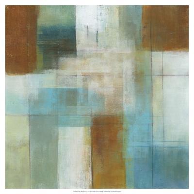 Lake Blue Essence I-W^ Green-Aldridge-Giclee Print