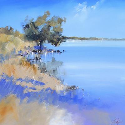 Lake Bolac-Craig Trewin Penny-Art Print