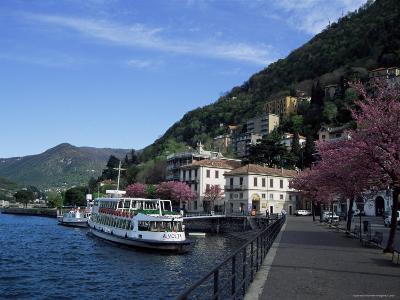 Lake Como, Lombardy, Italian Lakes, Italy-Sheila Terry-Photographic Print