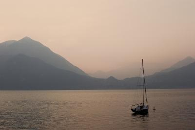Lake Como Sailboats IV-Rita Crane-Photographic Print