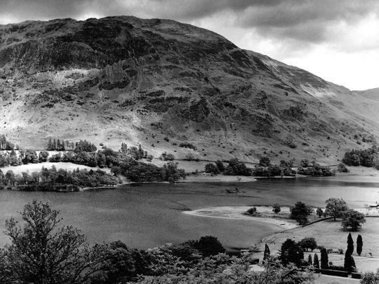 Lake District - Ullswater 19 June 1961-Staff-Photographic Print