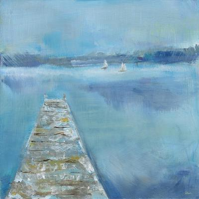 Lake Edge II-Sue Schlabach-Art Print