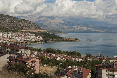 Lake Egirdir, Isparta, Western Turkey, Anatolia, Turkey, Asia Minor, Eurasia-Tony Waltham-Photographic Print