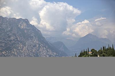 Lake Garda Near Malcesine-Ulla Lohmann-Photographic Print