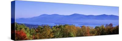 Lake George, Adirondack Mountains, New York State, USA