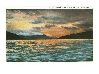 Lake George, New York--Art Print
