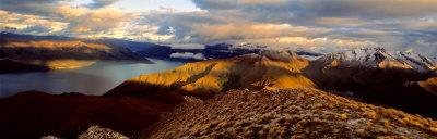 Lake Hawea, South Island, New Zealand--Photographic Print