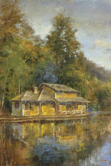 Lake House-Longo-Giclee Print