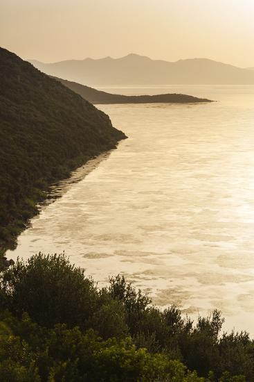 Lake Ichkeul, National Park of Ichkeul, Bizerte Province, Tunisia, North Africa-Nico Tondini-Photographic Print