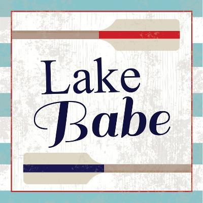 Lake III-ND Art-Art Print