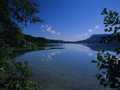 Lake Keutschach, Carinthia, Austria, Europe-Jean Brooks-Photographic Print