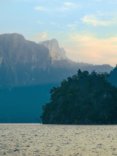 Lake Khao Sok-Boroda-Photographic Print