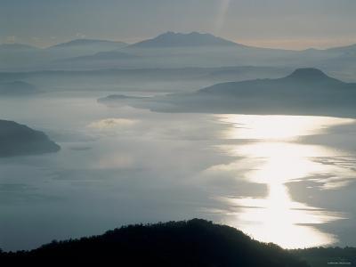 Lake Kussharo--Photographic Print