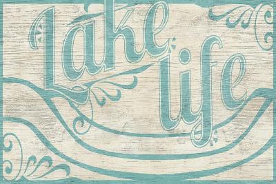 Lake Life I-June Vess-Art Print