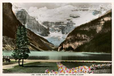 Lake Louise, Alberta, Canada--Art Print
