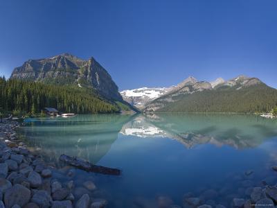 Lake Louise, Banff National Park, Alberta, Canada-Michele Falzone-Photographic Print