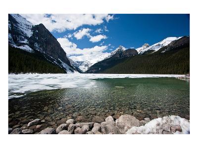 Lake Louise Canadian Rockies--Art Print