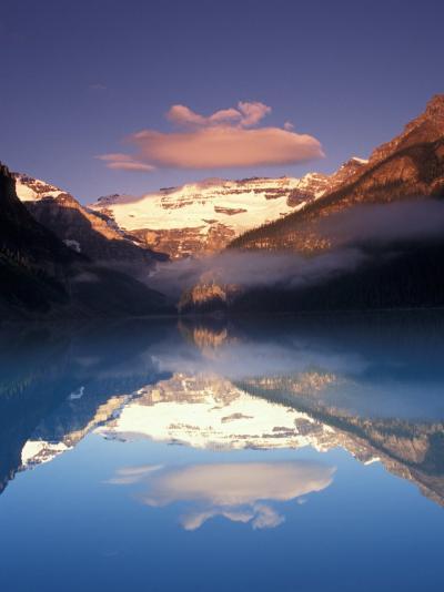 Lake Louise Morning, Canada-Michele Westmorland-Photographic Print
