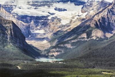 Lake Louise Scenic, Alberta, Canada-George Oze-Photographic Print