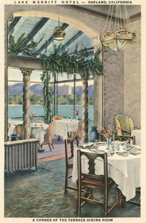 Lake Merritt Hotel, Oakland, California