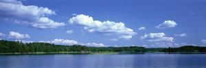 Lake Near Kuopio Finland