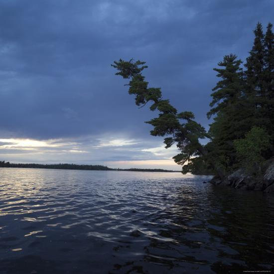 Lake of the Woods, Ontario, Canada-Keith Levit-Photographic Print