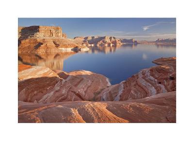 Lake Powell Eons of Time-Donald Paulson-Giclee Print