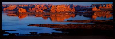 Lake Powell-Alain Thomas-Art Print