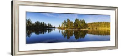 Lake Saimaa, Puumala, Finland--Framed Photographic Print