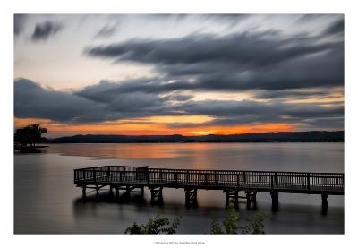 Lake Sunset-Danny Head-Giclee Print